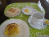 Cebu - Petit déjeuner sous film !