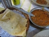 Roti et poulet tikka massala