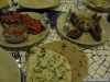Poulet Tandoori - Mouton sheesh kebab