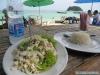 Lab kai (salade poulet au piment)