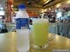 Ananas shake coupé à l'eau !!!