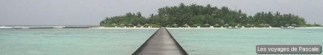 Ponton pour une île de rêve