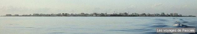 Retour à Malé