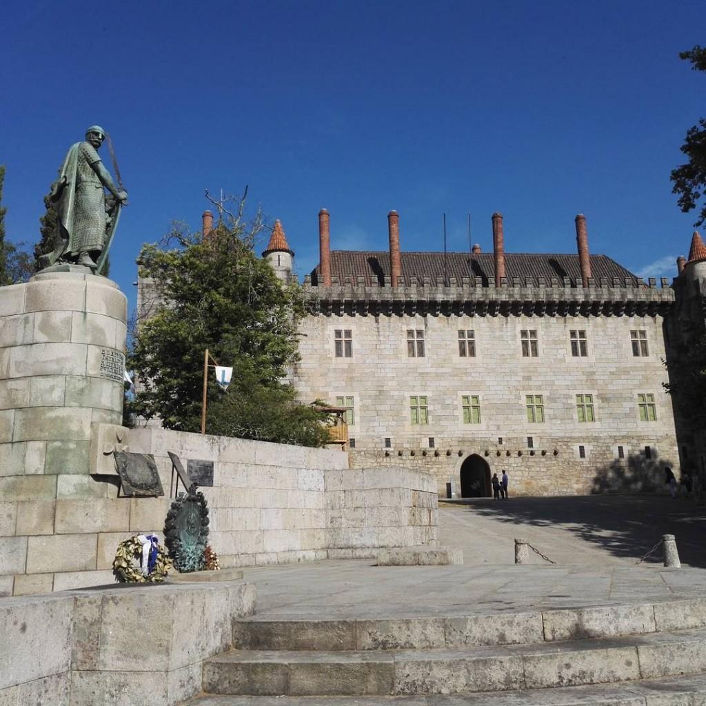 Palais ducal de Guimaraes