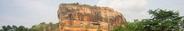 Sigiria, le plus beau rocher du Sri Lanka !