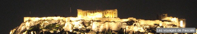 Acropole nocturne