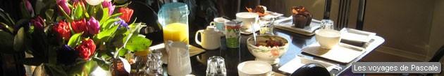 Petit déjeuner - Brighton