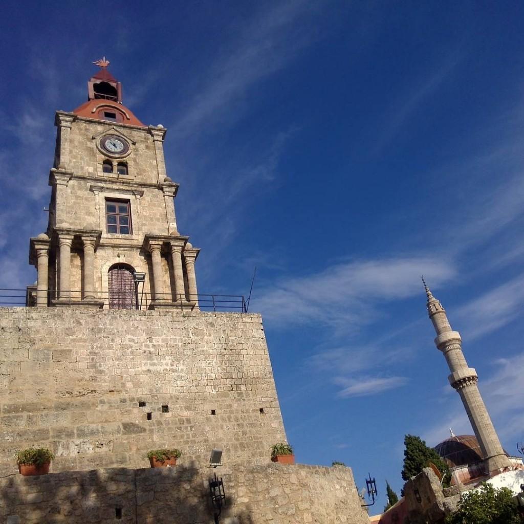 Rhodes La vieille ville toujours