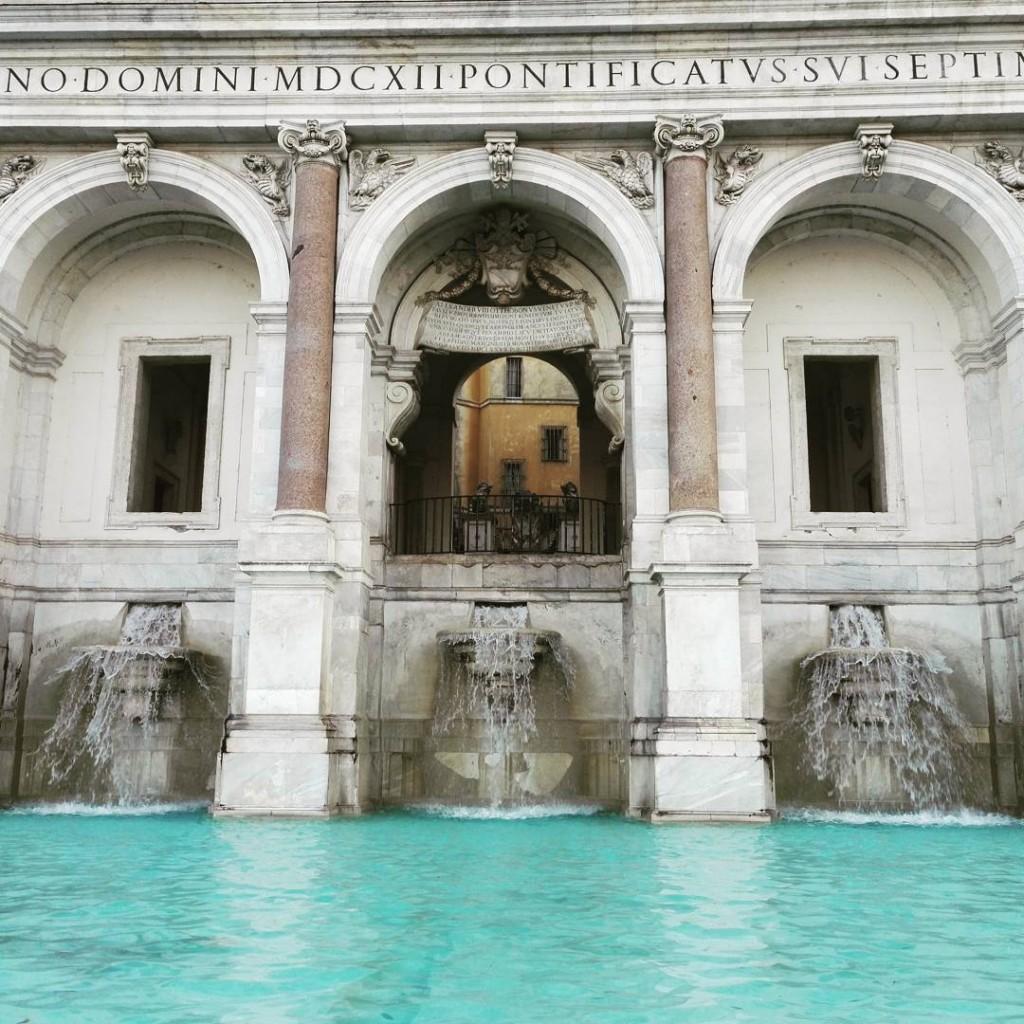 Fontaine du Trastereve