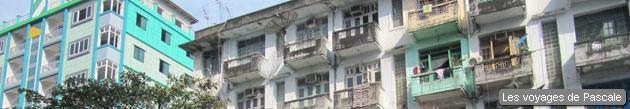 Rues de Rangoon
