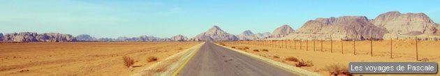 Sur la route de Diseh