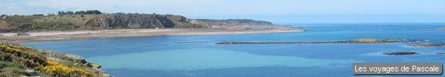 Vue de l'îlot St Michel