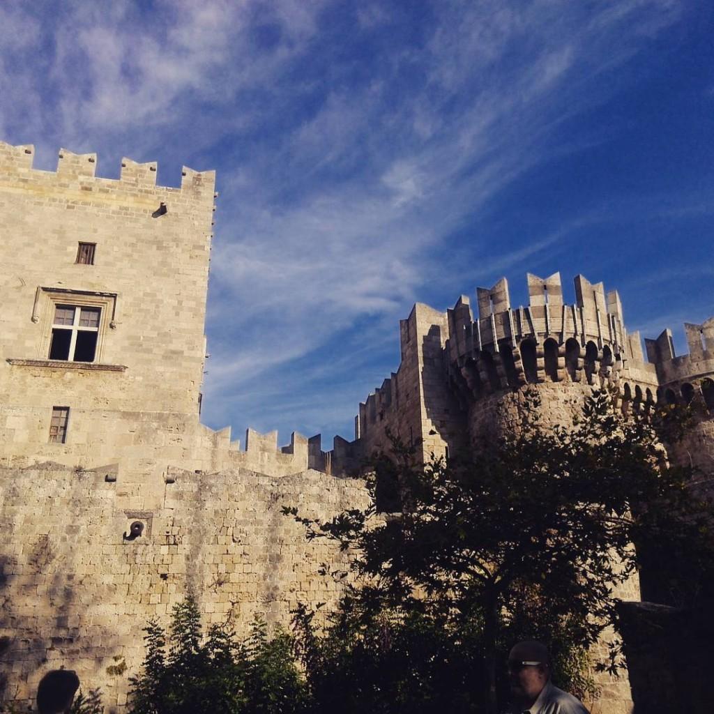 Rhodes vieille ville