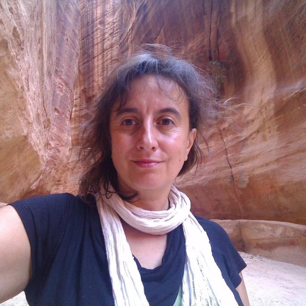 Dans le Siq Petra