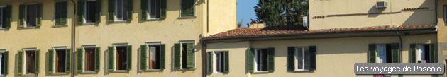 Immeubles de Florence