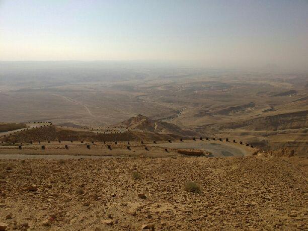 Ancienne route pour Eilat