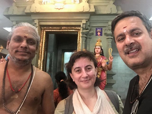 Chez les hindous
