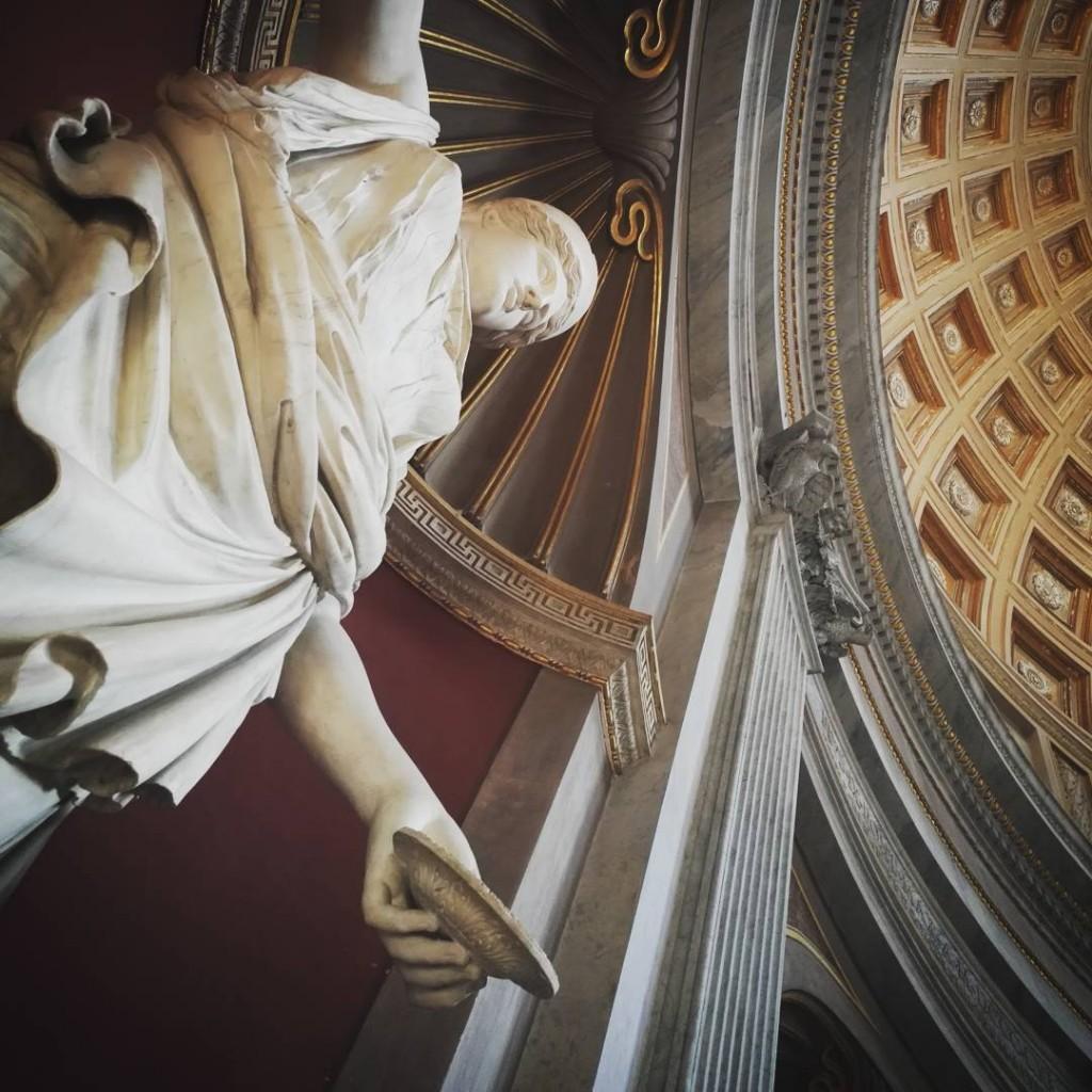 Muses du Vatican