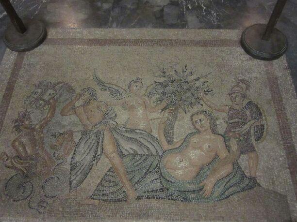 Mosaiques de Kos