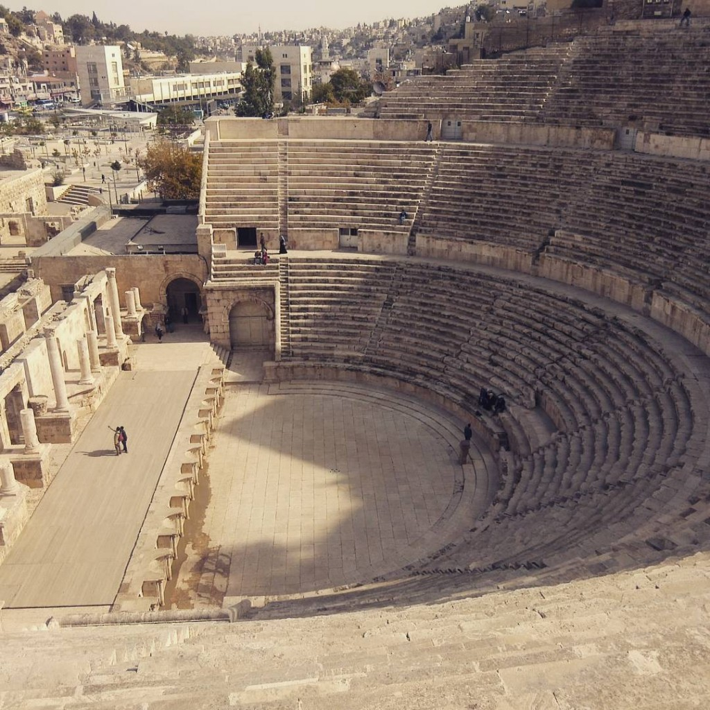Amman et son thtre