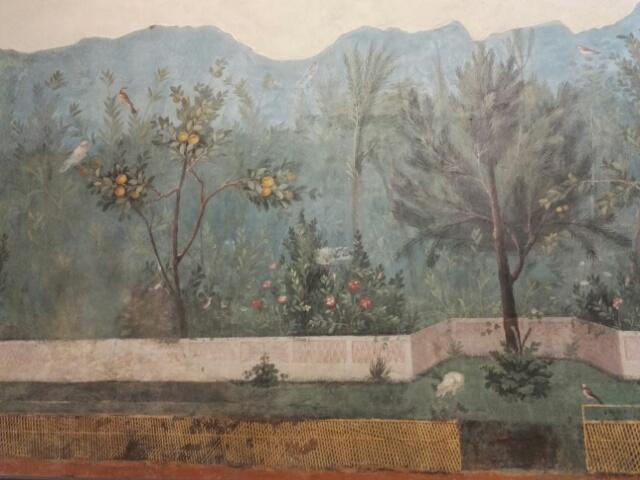 Fresques de la villa Livia