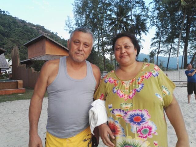Ma rencontre Ouzbek