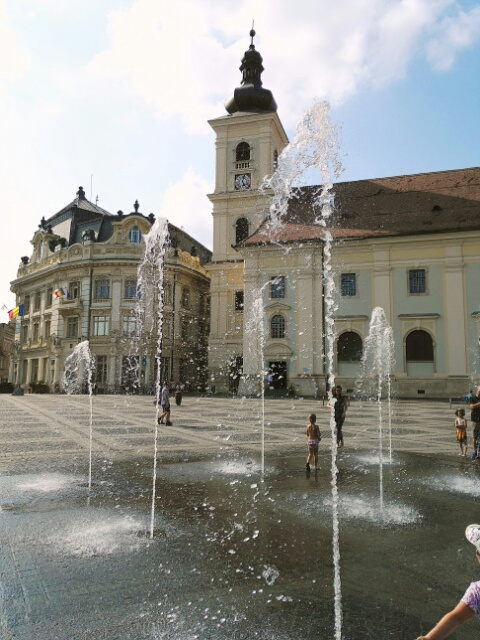 Centre historique de Sibiu