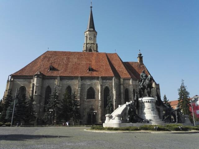Grande place de Cluj