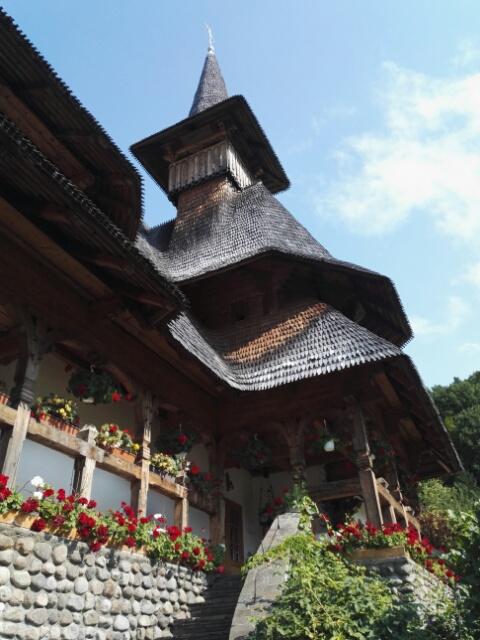 Monastère de  Barsana