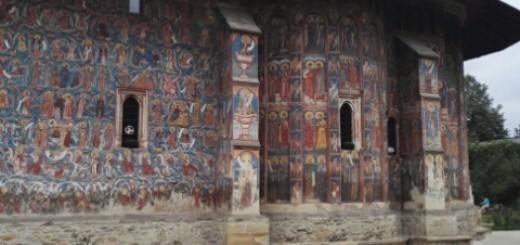 Monastère de Moldovita