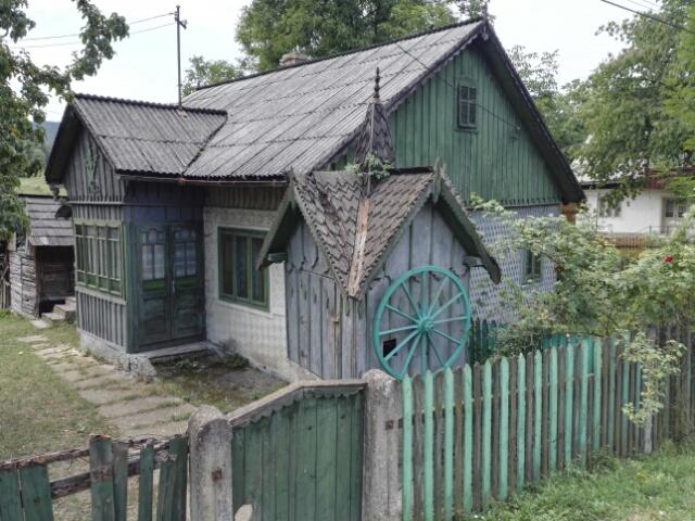 Maison de Bucovine
