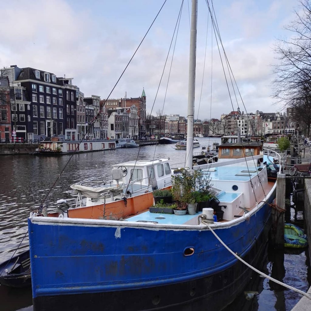 2018  Amsterdam